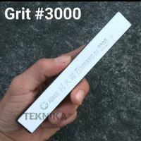 Batu Asah Halus Grit #3000 untuk Pengasah Pisau Edge Pro Apex