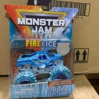 Hot Wheels monster jam Soldier Fortune Spin Master hotwheels walmart