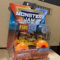 Hot Wheels monster jam Grave Digger Spin Master hotwheels walmart