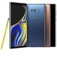 Handphone Samsung Galaxy Note 9 Ram 6 Rom 128 Garansi SEIN - Hitam