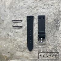 Voyage strap apple watch iwo samsung tali jam kulit asli original 1