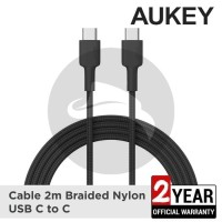 AUKEY CB-CD19 DATA CABLE POWER DELIVERY PD FAST CHARGING MACBOOK 60W
