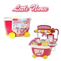 Mainan Edukasi Doctor Little Nurse Trolley 5C507 - Mainan Dokter