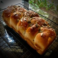 Challah Bread - Roti Challah