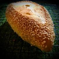 Vietnamese Banh Mi Sesame Seed - Roti Vietnam Banh Mi Dgn Biji Wijen