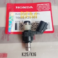 Injector Assy Fuel Beat Scoopy Spacy Fi F1 K25 / K16