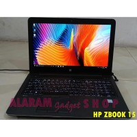 Jual Laptop Hp Zbook 15 G3 Kota Bogor Alaram Gadget Shop Tokopedia