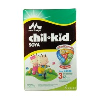 CHIL KID SUSU SOYA BOX 600GR