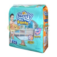 Sweety Diapers Silver Pants L54