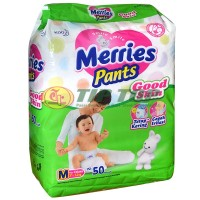 MERRIES PANTS GOOD SKIN M50