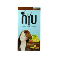 NYU CREAM HAIR COLOUR COPPERY BROWN NS