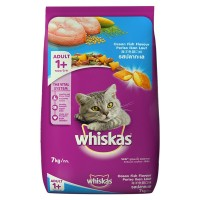 Whiskas Pocket Ocean Fish Kucing 7kg