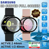 Antigores 3D CURVED Samsung Active 2 44mm Active1-2 40mm Screenguard