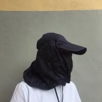 Topi Pelindung Wajah Muka bisa Dilepas Cuci