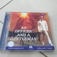 VCD Film Richard Gere AN OFFICER AND A GENTLEMAN