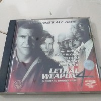 VCD Film Mel Gibson LETHAL WEAPON 4