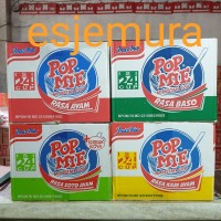 POP MIE / POPMIE Jumbo perdus Rasa Ayam/Baso/Soto/Kari