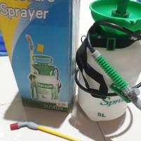 Semprotan 5 liter/sprayer 5 liter Prohex/alat semprot impor untuk hama