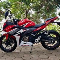 Sepeda Motor Honda CBR 150R 2018 KM Low Original
