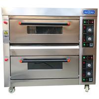 Standart Gas Oven 2 Deck 4 Tray