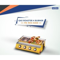 Mesin Panggang Sosis - Gas Roaster MS-ROS-K222