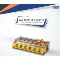 Mesin Panggang Sosis - Gas Roaster MS-ROS-K233