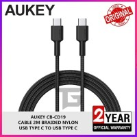 AUKEY CB-CD19 Type C To C Power Delivery PD Kabel Data Fast Charging