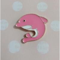 Magnet Jarum - Dolphin Pink