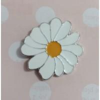 Magnet Jarum - Bunga Daisy 1