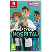 Nintendo Switch Two Point Hospital Reg EUR