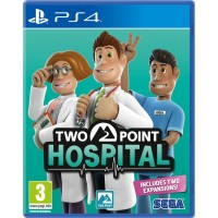 PS4 Two Point Hospital Reg 2