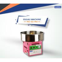 Electric Candy Floss - Mesin Pembuat Gulali Elektrik Masema