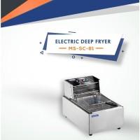 Mesin Penggorengan Kentang Goreng - Deep Fryer Electric Masema MS-SC81