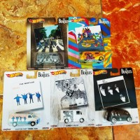 Hot Wheels Pop Culture The Beatles Retro vw volkswagen t1 hotwheels