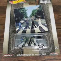 Hot Wheels Pop Culture The Beatles vw volkswagen t1 Panel hotwheels