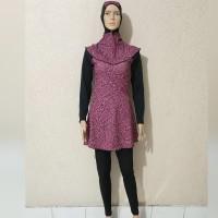 baju renang perempuan muslimah dewasa