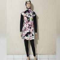 baju renang wanita muslimah dewasa dan remaja model pita