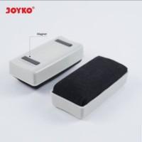 Whiteboard Eraser / Penghapus Papan Tulis Putih Joyko Magnet