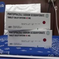 Pantoprazole 40mg // BOX