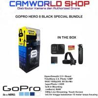 GoPro Hero 8 Black GoPro Hero 8 Black Paket Bundle