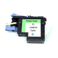YOTAT 1pcs C Remanufactured 81 print head C4950A for HP81 printhead De