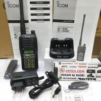 HT AIRBAND ICOM IC-A16e VHF - HT ICOM IC A16 ORIGINAL VHF MURAH