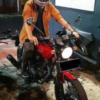 Benelli Motobi 152 Tahun 2019 KM rendah like new