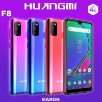 PROMO HP HUANGMI F8 MARON NEW RAM 3GB INTERNAL 16GB GARANSI RESMI