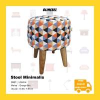 jual stool minimalis modern / kursi tamu / kursi serbaguna