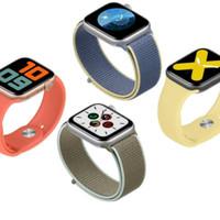 Smartwatch Apple iWatch Seri 5 Garansi Resmi Ibox