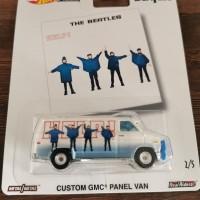 Hot Wheels Pop Culture The Beatles Custom GMC panel Van hotwheels