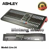 Mixer Ashley Live 24 Original Ashley Live24 - 24 Channel bintang