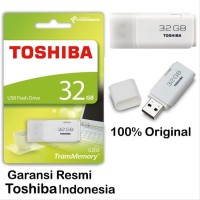 MM-Flashdisk Flash Disk USB Flash Drive Toshiba 32GB Hayabusa Ori