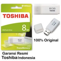 MM-USB Flashdisk Flash Disk Flashdrive Toshiba 8GB Hayabusa Ori